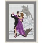 Набор для вышивания Орнамент арт. ЛД-014 Россия 22х29см