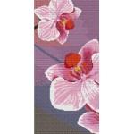 Набор для вышивания Орнамент арт. ВЦ-011 Пано Орхидея 2 19х39