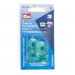 PR.610364 PRYM Шпульки пластик для горизонтально вращающегося челнока 21,6мм цв. прозрачный