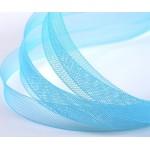 Регилин мягкий арт. MF-15 шир.15мм цв.A20 голубой ( рул. 23м )