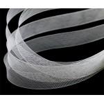 Регилин мягкий арт. MF-20 шир.20мм цв.белый ( рул. 23м )