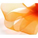 Регилин мягкий арт. MF-40 шир.40мм цв.A02 оранжевый ( рул. 23м )