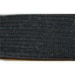 Резинка 35мм.,арт. ТВ-35 , цв. черный ,упак.40м