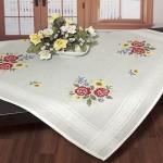 SCH.6755230 Набор для вышивания скатерти SCHAFER 80*80см