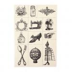 Тканевые стикеры арт.CS-003