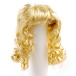 Волосы для кукол арт.КЛ.20548Б П100 (локоны)