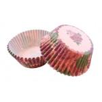 Набор бумажных форм для кексов Букет, диаметр дна 5 см, 50 шт