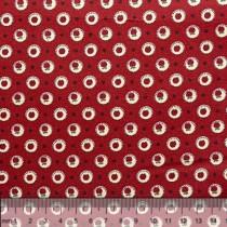 Ткань 100% хлопок, серия Цветочные Мотивы, дизайн 20, цвет 3