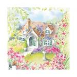 Салфетка бумажная 33 x 33 см (3 слоя, 20 шт в уп) House in the cuntry