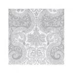 Салфетка бумажная 33 x 33 см (3 слоя, 20 шт в уп) Fairy Ornament silver